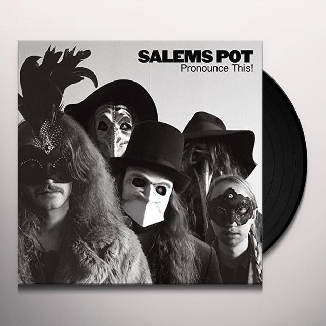 Salem's Pot PRONOUNCE THIS Vinyl Record