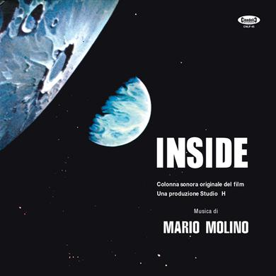 Mario Molino INSIDE / O.S.T. Vinyl Record