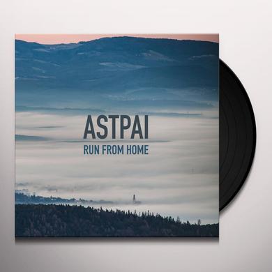 Astpai RUN FROM HOME Vinyl Record