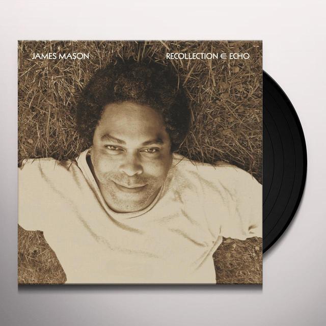 James Mason RECOLLECTION ECHOS Vinyl Record