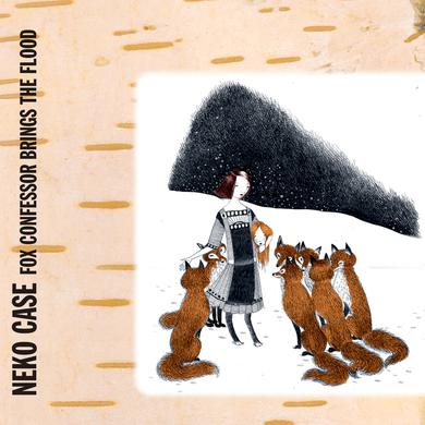 Neko Case FOX CONFESSOR BRINGS THE FLOOD Vinyl Record