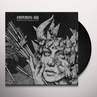 Cursed THREE: ARCHITECTS OF TROUBLED SLEEP Vinyl Record