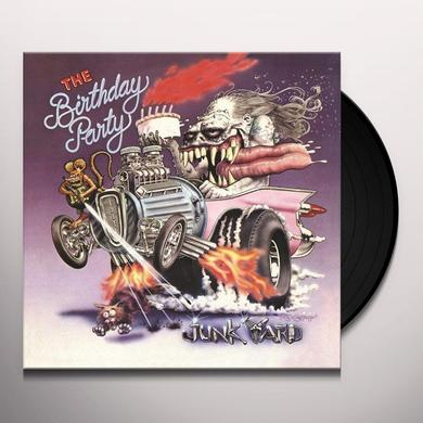 The Birthday Party JUNKYARD Vinyl Record - Black Vinyl, Limited Edition, 200 Gram Edition