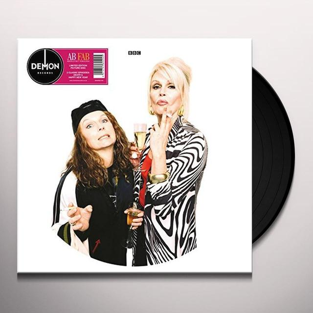 ABSOLUTELY FABULOUS (PICTURE DISC) / VARIOUS (UK) ABSOLUTELY FABULOUS (PICTURE DISC) / O.S.T. Vinyl Record - Picture Disc