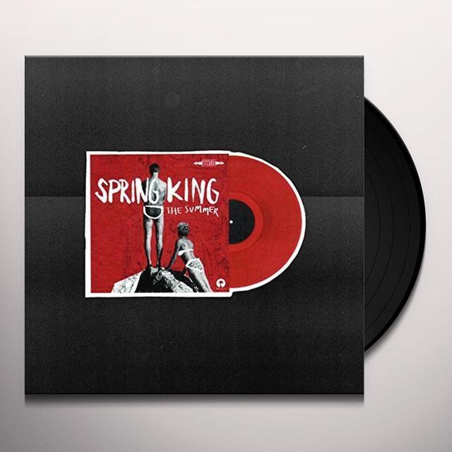 Spring King SUMMER Vinyl Record - UK Import