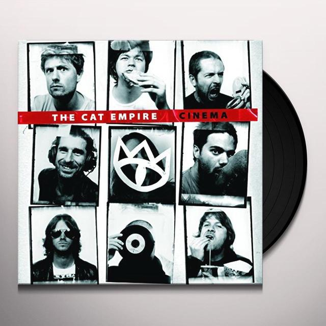 The Cat Empire CINEMA Vinyl Record - UK Import