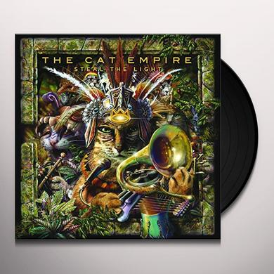The Cat Empire STEAL THE LIGHT Vinyl Record - UK Import