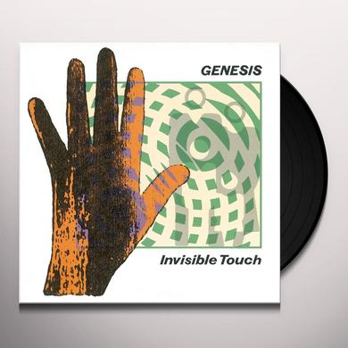 Genesis INVISIBLE TOUCH Vinyl Record
