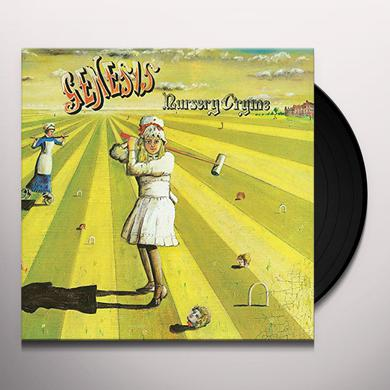 Genesis NURSERY CRYME Vinyl Record - Holland Import