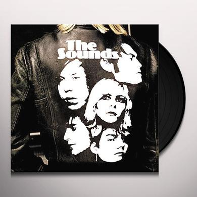 Sounds LIVING IN AMERICA Vinyl Record - Holland Import
