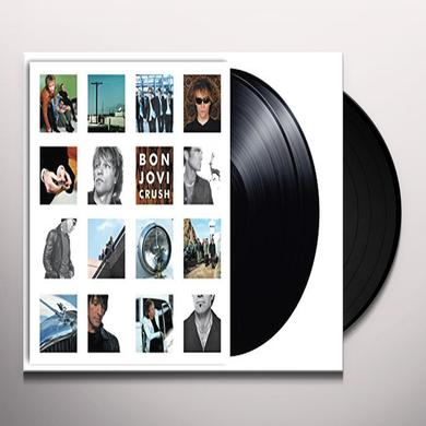 Bon Jovi CRUSH Vinyl Record - UK Release