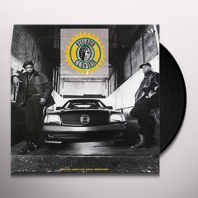 Pete Rock & C.L. Smooth MECCA & THE SOUL BROTHER Vinyl Record - Holland Import
