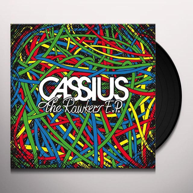 Cassius RAWKERS (EP) Vinyl Record - Canada Import
