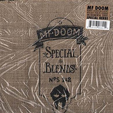 Mf Doom SPECIAL BLENDS VOL 1 & 2 Vinyl Record