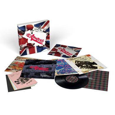 Sex Pistols LIVE 76 Vinyl Record