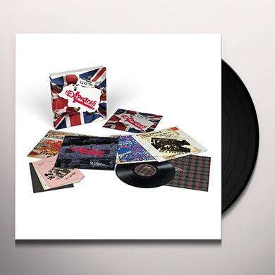 Sex Pistols LIVE 76 Vinyl Record - UK Import