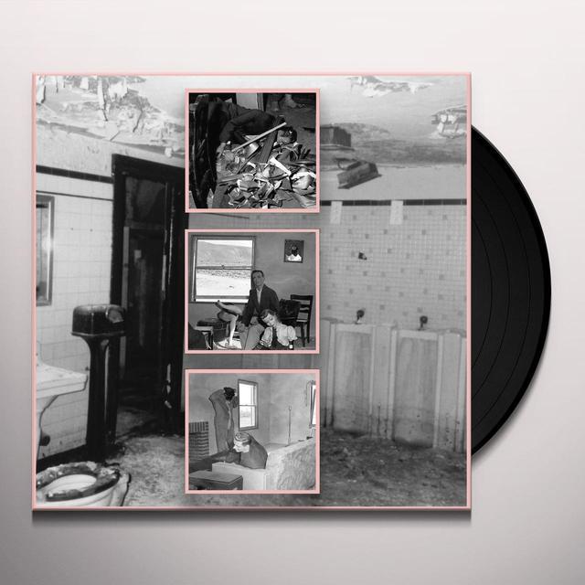 TRUST PUNKS DOUBLE BIND Vinyl Record