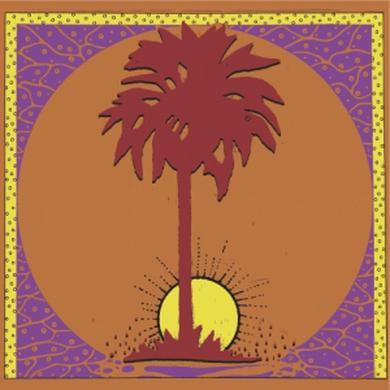 COCA LEAF DEEP MARBLE SUNRISE Vinyl Record