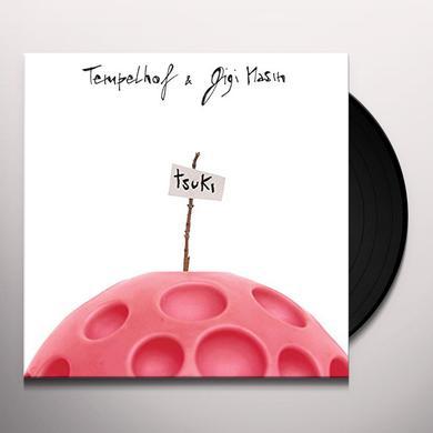 Tempelhof & Gigi Masin TSUKI Vinyl Record
