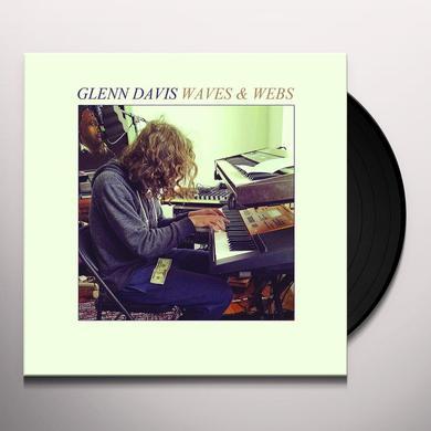 Glenn Davis WAVES & WEBS Vinyl Record