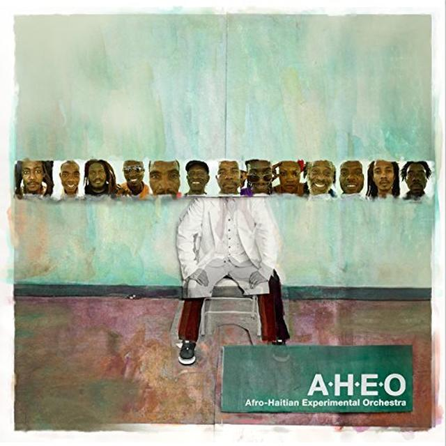 AFRO-HATIAN EXPERIMENTAL ORCHESTRA Vinyl Record - Gatefold Sleeve