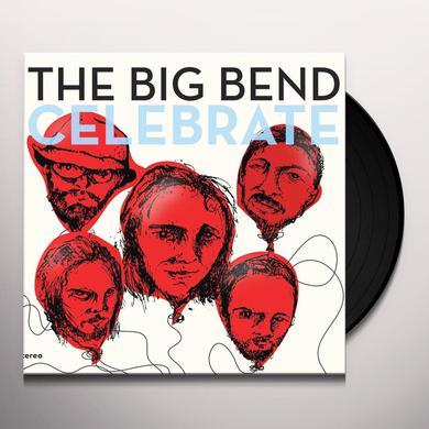 Chet Vincent & The Big Bend CELEBRATE Vinyl Record