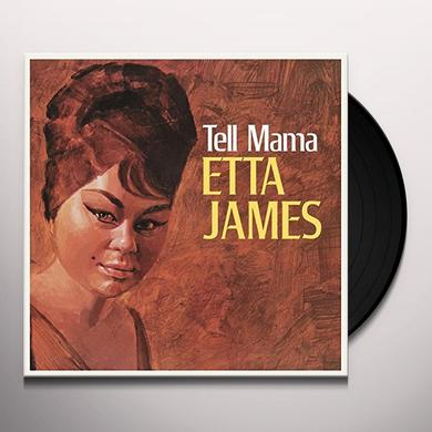 Etta James TELL MAMA Vinyl Record