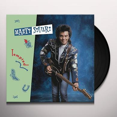 Marty Stuart TEMPTED Vinyl Record