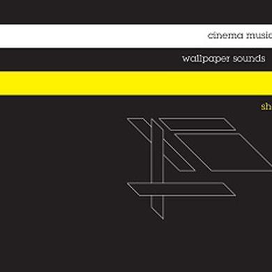 Pete Shelley CINEMA MUSIC & WALLPAPER SOUNDS Vinyl Record