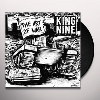 King Nine ART OF WAR Vinyl Record
