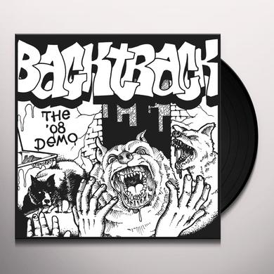 Backtrack 08 DEMO Vinyl Record