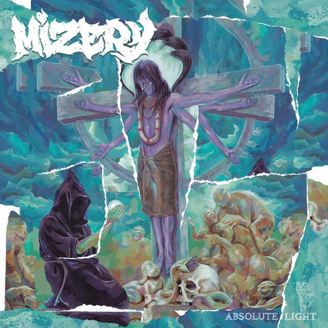 Mizery ABSOLUTE LIGHT Vinyl Record - Black Vinyl, Blue Vinyl, Purple Vinyl