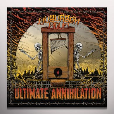 Suburban Scum ULTIMATE ANNIHILATION Vinyl Record