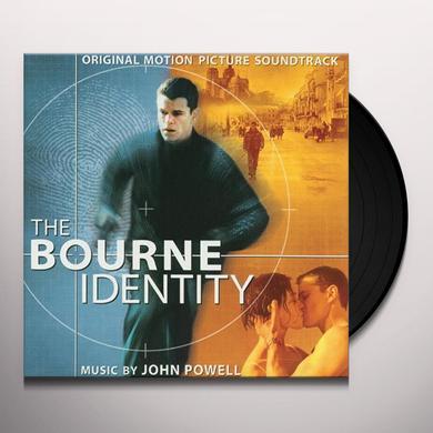 John Powell BOURNE IDENTITY (SCORE) / O.S.T. Vinyl Record