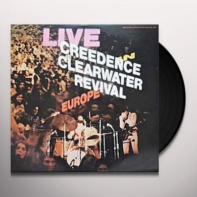 Ccr Creedence Clearwater Revival Green River Vinyl Record
