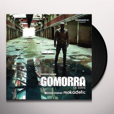MOKADELIC GOMORRAH - O.S.T. Vinyl Record