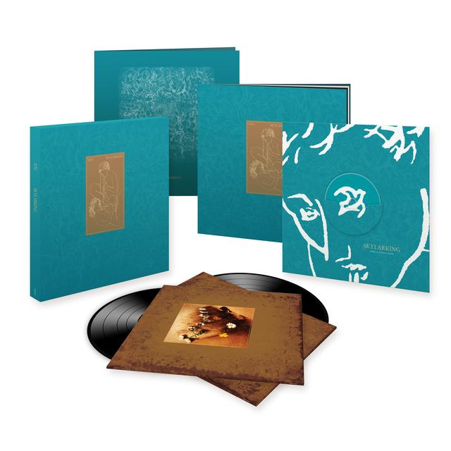 XTC SKYLARKING: DELUXE EDITION (CORRECTED POLARITY) Vinyl Record
