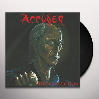 ACCUSER CONVICTION Vinyl Record