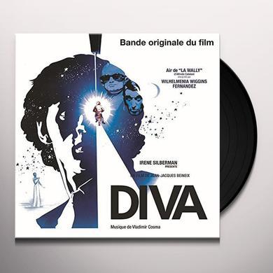 Valdimir Cosma DIVA / O.S.T. Vinyl Record