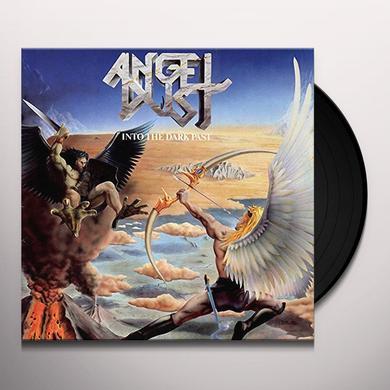 Angel Dust INTO THE DARK PAST Vinyl Record - UK Import
