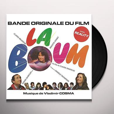 Valdimir Cosma LA BOUM / O.S.T. Vinyl Record
