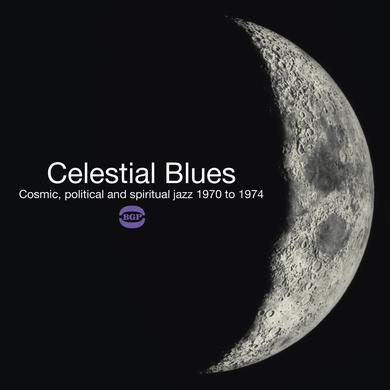 CELESTIAL BLUES: COSMIC POLITICAL & SPIRITUAL JAZZ Vinyl Record