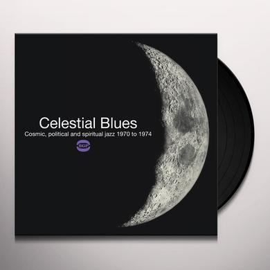 CELESTIAL BLUES: COSMIC POLITICAL & SPIRITUAL JAZZ Vinyl Record