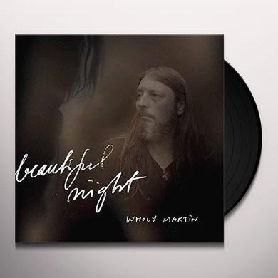 Wholy Martin BEAUTIFUL NIGHT Vinyl Record