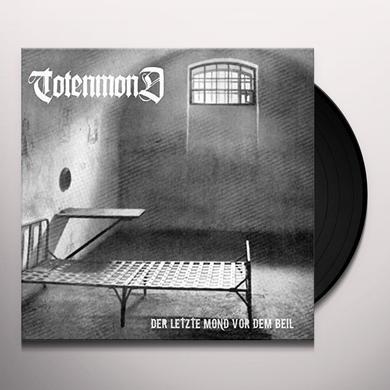 TOTTENMOND DER LETZTE MOND VOR DEM BEIL Vinyl Record