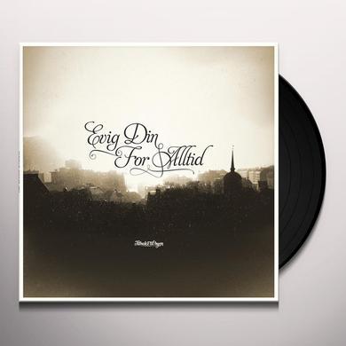 EVIG DIN FOR ALLTID TILBAKE TIL BYEN Vinyl Record