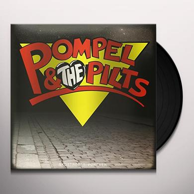POMPEL & THE PILTS SKOSTREDET FOREVER Vinyl Record - w/CD, UK Import