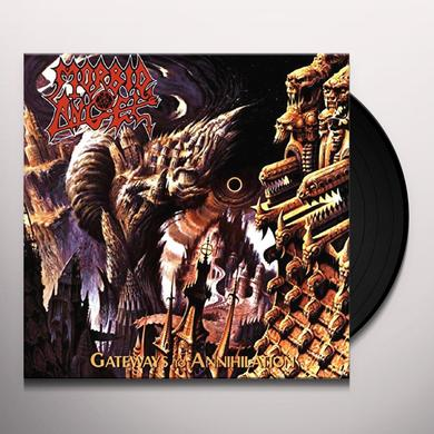 Morbid Angel GATEWAYS TO ANNIHILATION Vinyl Record - UK Import