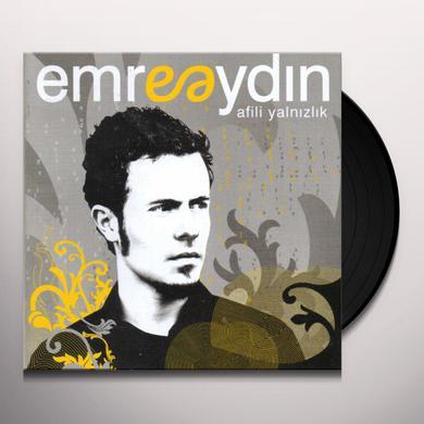 Emre Aydin AFILI YALNIZLIK Vinyl Record