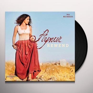 AYNUR REWEND (GOCEBE) Vinyl Record